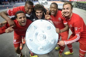 WOW! It`s game over in Bundesliga as Bayern Munich breaks record to clinch to 24th Bundesliga title with 7 games to go.