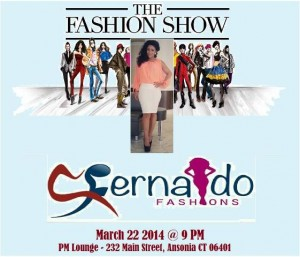 RW Event This March: The Official Launch Of Clara Fernando Fashions In Ansonia CT USA
