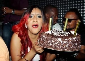 Photos: Ghanian Actress, Juliet Ibrahim`s Lavish Birthday Party in Lagos-Nigeria | Sonia Ibrahim, Emem Isong, Jackie Appiah, Moses Iwang, Julius Agwu, Uti Nwachukwu, AY comedian and others at the party