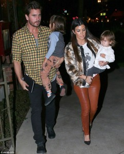 Kourtney Kardashian and Scott Disick set to marry in Mexico after seven years and two children together