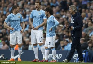 Manuel Pellegrini said his Manchester City sides were complacent against Wigan in the FA Cup