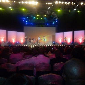 First photos from the Africa Magic Viewer's Choice Awards 2014