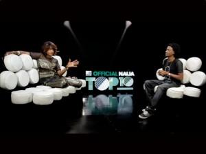Seyi Shay Co-Hosts This Week's MTV Base Official Naija Top 10 Chart With Ehiz