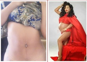 Toyin Lawani Flaunts Toned Abs Two(2) Months After Putting To Birth