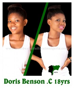 Meet The Contestants For Most Beautiful Face in Nigeria 2014