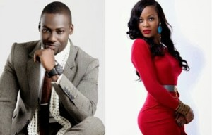 Wow! Ex-Tinsel Stars, Damilola Adegbite & Chris Attoh Are Expecting Their First Child