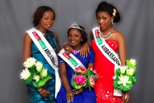Check Out Photos From The Visit Of Rhodies World Season 4 Ambassadors To Akwa Ibom State.