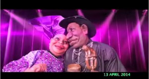 "Hilarious Video: Beyonce`s ""Drunk in Love"" remix Featuring G.E.J & Dame Patience Cartoon Character 
