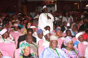 Lack Of Allowance Causes The Delegates To Reduce Their Aides At The Ongoing National Conference.