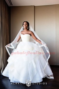 First Photos From Tiwa Savage & Tunji`s Wedding In Dubai| + Celebs & Gorgeous Guests