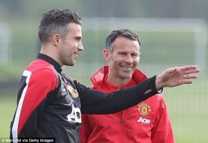 Robin Van Persie Set For Surprise Manchester United Return