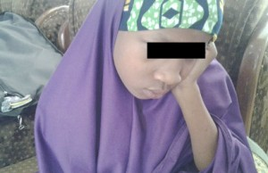 A 14 Year Old Wasila Tasi`u,(Child Bride) Charge For Killing Husband & 3 Others In Kano