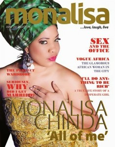 Monalisa`s Press Release Confirming Her Resignation From Monalisa Magazine + End Of Partnership With Ex-Lover, Lanre Nzeribe