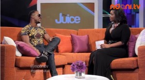 "Video: Iyanya reveals Toolz will feature in the remix Video of ""Le Kwa Ukwu"" on Ndani TV`s ""The Juice"" Season 2"