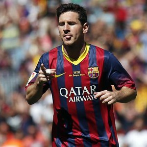 Lionel Messi agrees new Barca deal with a net annual salary of 20 million euros ($27.4 million)