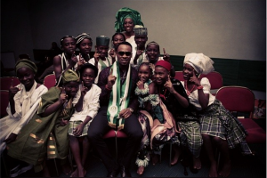Photos: Flavour, Asa, D'banj & others at WEF cultural night.