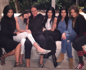 Photo: Bruce Jenner With His Daughters