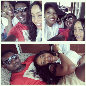 Photos: Never A Dull Moment With Celebrities| Fun Day At The Beach