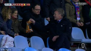 David Moyes Gets Two-Game Touch-Line Ban After Being Sent To The Stands During Defeat By Villarreal FC