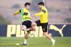 Dortmund Is Laying The Groundwork For The Potential Departure Of Mats Hummels To Manchester United