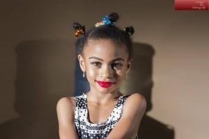 """""""Little"""" Ibinabo Fiberesima Turns 7 & Her Proud Mum Shares Pic"""