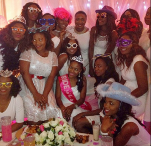 Photos: Ine Jonathan`s Bridal Shower In Abuja-Nigeria