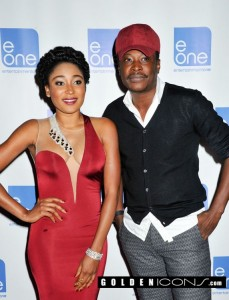 Jeta Amata & Mbong Amata In A Rare Red Carpet Photos Together Since Their Separation.