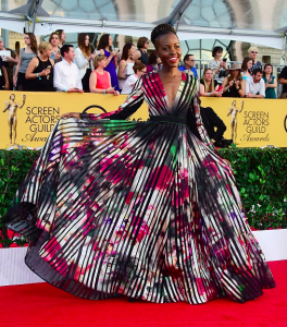 Lupita & Other Great Actors At The 2015 SAG Awards Red Carpet