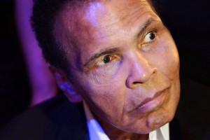 Muhammad Ali  Back in Hospital