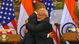 Obama`s Visit To India Brings A Turning point To India & US Relations