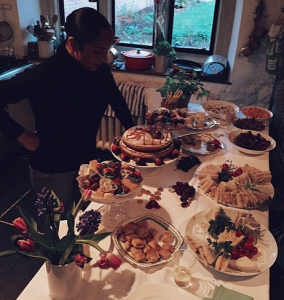 Legendary Singer, Sade Adu Gets A Special Dinner Party From Her Family On Her 56th Birthday