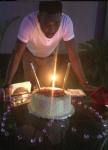 Timi Dakolo Celebrates His Birthday With A special Dinner Party In Lagos.