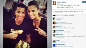 Meet Cristiano Ronaldo's New Beautiful Rumoured Girlfriend