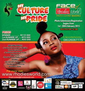 Face Of Rhodies World Photo Contest Season 6 Loading….