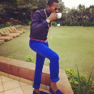 Dbanj :'I Might Get To Hollywood This Year'