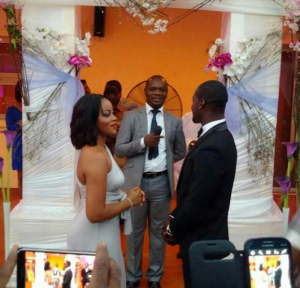 Photos: More From Chris Attoh And Damilola Adegbite's Wedding
