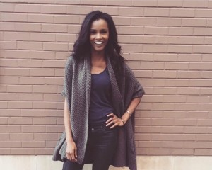 Photos : Agbani Darego Looks Stunning  In New Photos