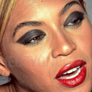 Beyonce's Unedited Photos Hits The Internet