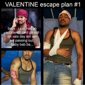Bryan Okwara`s Tips On How To Escape Valentine`s Day | Hilarious