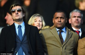 Crystal Palace Chairman Steve Parish Comes Under Fire From Liverpool Supporters On Sunday Night