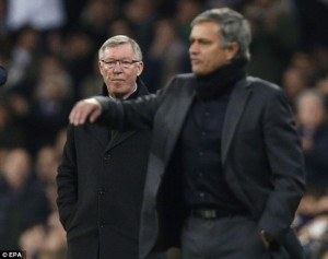 "Paul Scholes : ""Jose Mourinho`s Influence On Referees Is Low Compare To Sir Alex Ferguson"""