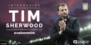 Tim Sherwood Takes Over As Aston Villa`s Manager With A Three-Year Deal