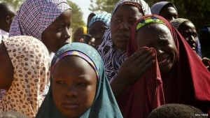 18 Of The Rescued 21 Chibok Girls Set To Be Nursing Mothers