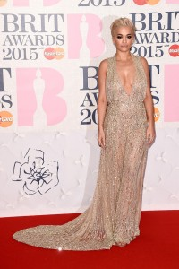 Photos :Red Carpet Photos 2015 BRIT Awards