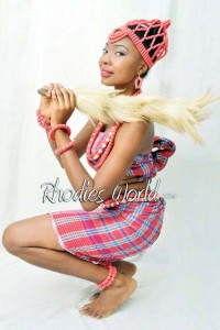 Face Of Rhodies World Photo Contest Season 6 (My Culture, My Pride) – Miss Aniema Orok Showcasing The Igbo Culture