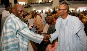See Fmr. Vice President Atiku Abubakar's Congratulatory Message To Buhari