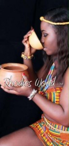 Face Of Rhodies World Photo Contest Season 6 (My Culture, My Pride) – Miss Christy Daniels Showcasing The Ibibio Culture