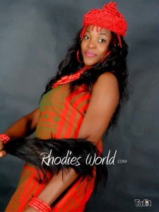 Face Of Rhodies World Photo Contest Season 6 (My Culture, My Pride) – Miss Filani Esther Showcasing The Owo Culture