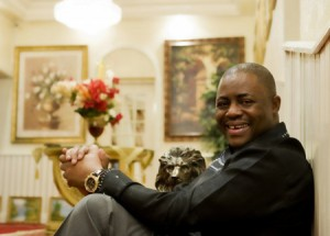 PDP Is Ahead In The Presidential Elections By At Least 2/3 Million Votes Says Femi Fani-Kayode