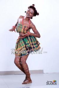 Face Of Rhodies World Photo Contest Season 6 (My Culture, My Pride) – Miss Idorenyin Joseph Showcasing Ibibio Culture